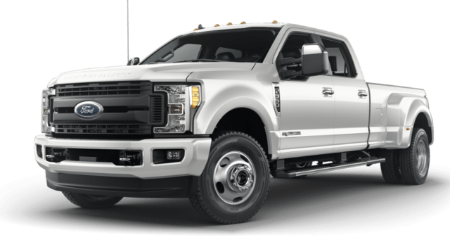 2019 Ford F-350SD Lariat DRW Truck